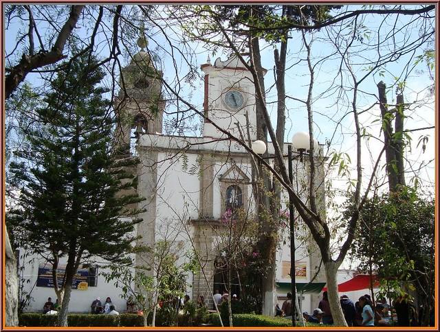 Parroquia de San Pedro Apóstol (San Pedro) Nicolas Romero,Estado de México