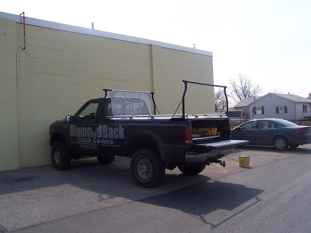 Truck Bed Rail Tie Down Systems