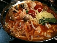 イタリアン鍋(第2段階)