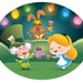 Kawaii Alice In Wonderland by Jerrod Maruyama