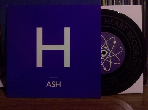 """Ash - A-Z Series - H 7"""" by factportugal"""