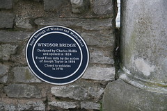 Photo of Charles Hollis blue plaque