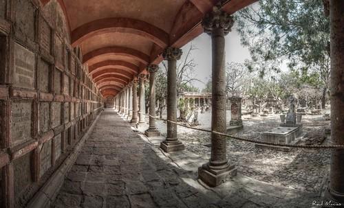 Panteon de Belen Panoramica Guadalajara Jalisco Mexico