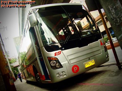PEÑAFRANCIA Tours and Travel Transport, Inc. - Hyundai DMMC DM10 - 19