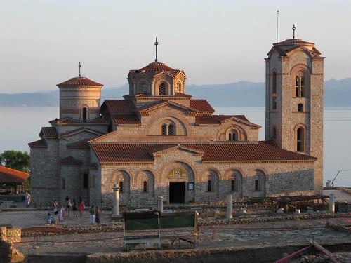 Catedral de Plaoshnik (Ohrid)