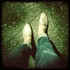 Shoez (Hipstamatic Contest Entry) by stinkerbellorama