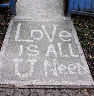 108/365 - Love Is All U Need