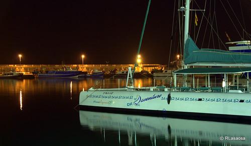 Puerto de Cambrils by Rufino Lasaosa