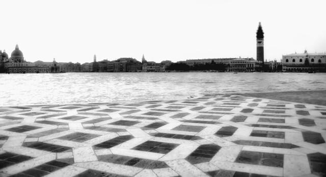 View from San Giorgio Maggiore, Venice