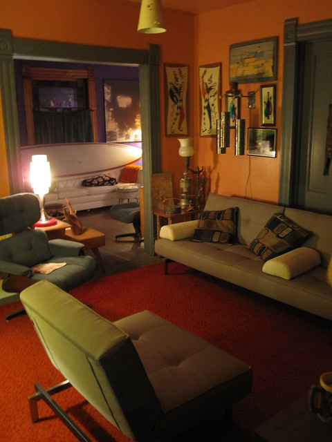 livingroom 50s a gallery on flickr