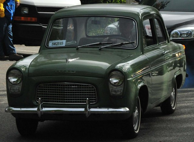 1958 English Ford Squire Craigs List Autos Weblog