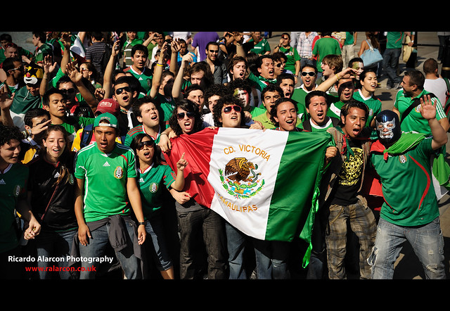 Mexican Crowd Flickr Photo Sharing
