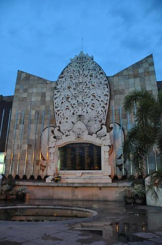 Bali Bombing Memorial at Kuta