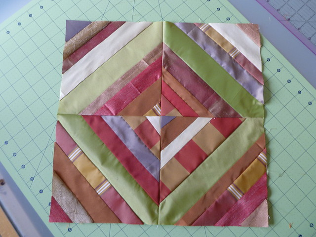 Sewn Together June Block