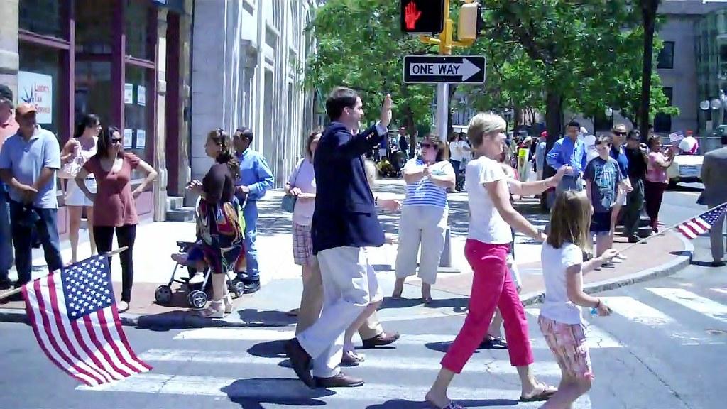 Stamford Memorial Day Parade