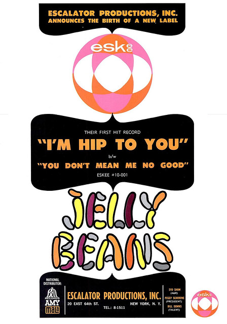 jelly beans 1965