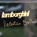 '83 Countach, signed by Balboni