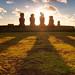 Easter Island 40 by ignacio izquierdo