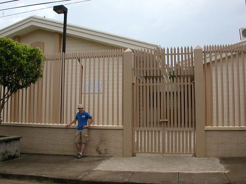 June 8 2010 Lee's El Viejo ward as a missionary