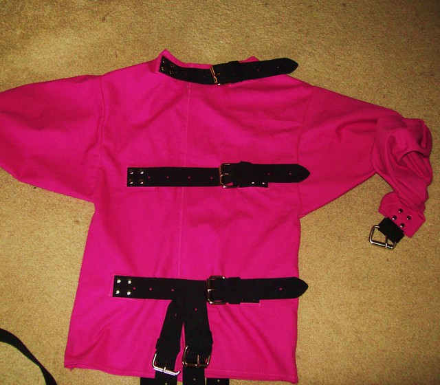 Pink Straight Jacket