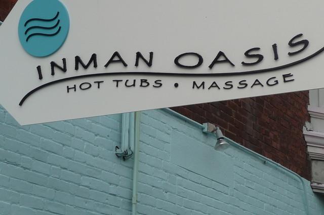 Inman Square - Inman Oasis, Cambridge, MA