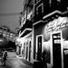 Viejo San Juan en la Noche by Kristin Repsher