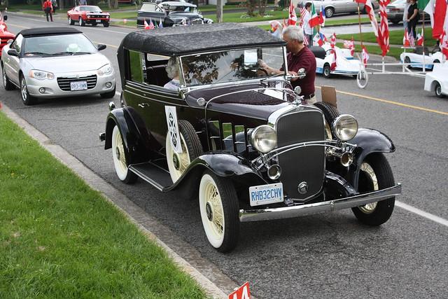 1932 chevrolet 2 door convertible sedan canadian for 1932 chevy 2 door sedan