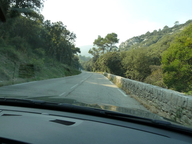 Driving provence