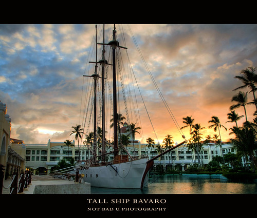 Tall Ship Bavaro