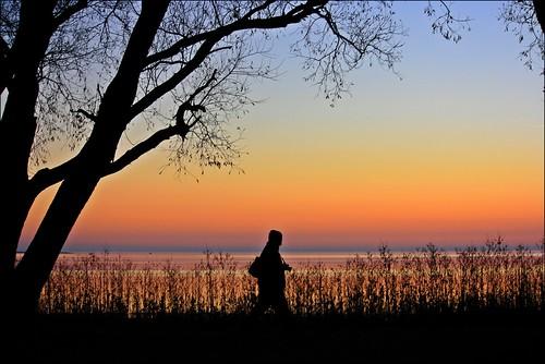 Sunset @ Mitchel's Bay