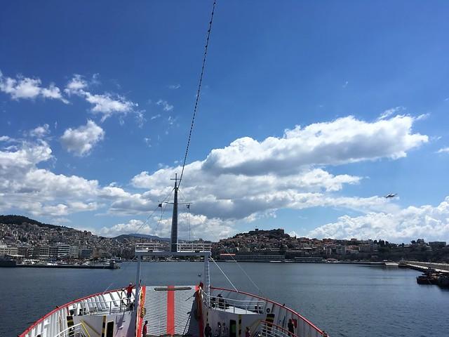 Kavala Ferry