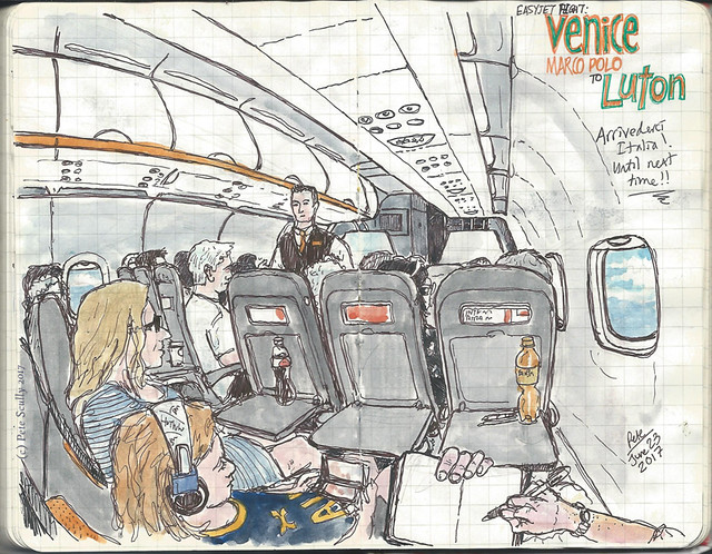 Venezia to Luton