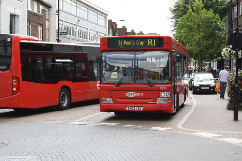 Go-Ahead London 273 SN03YBC