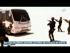 EI assume autoria de atentado contra ônibus de cristãos