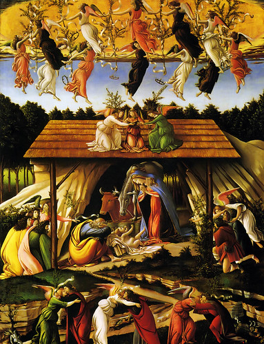 Botticelli-Nativity by utoppia