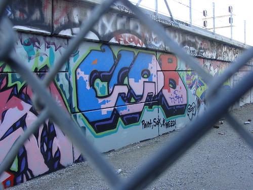 Clob LosAngeles Graffiti Art