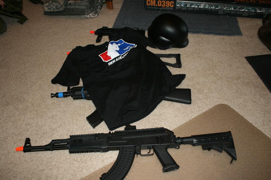 AIRSOFT AK47 TACTICAL : AK47 TACTICAL - AIRSOFT 6MM BB