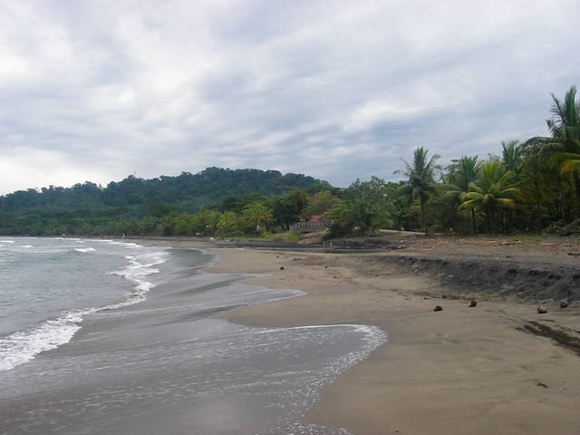 Black sand beaches flickr photo sharing for Black sand beaches costa rica