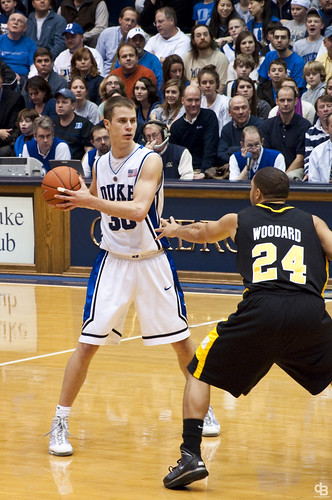 Jon Scheyer | Duke Blue Devils vs. Long Beach State - (12/29/09)
