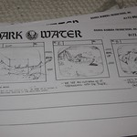(Pirates of) Dark Water storyboards: Episode 1 - The Quest - Primus