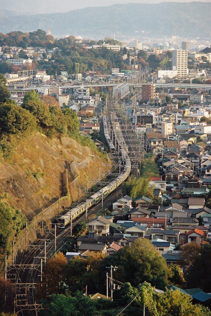 Morning Train - City of Odawara by Luno_Luno