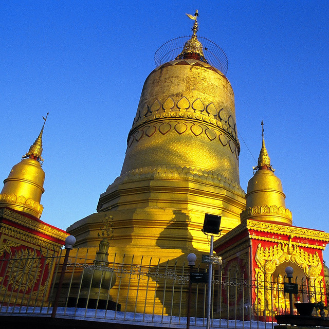 Theindawgyi Pagoda, Bhamo