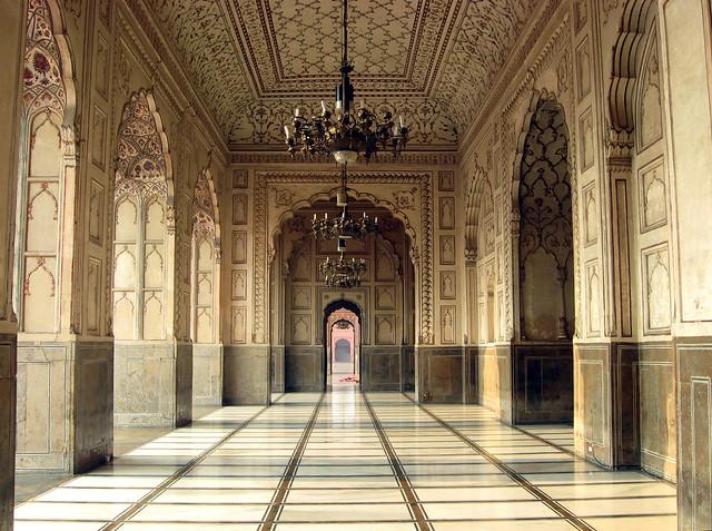 Badshahi Mosque-Lahore-Pakistan