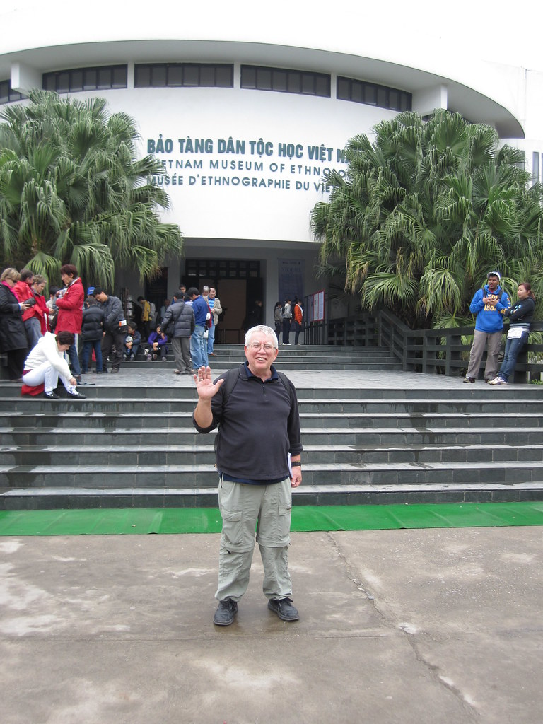Me in Hanoi