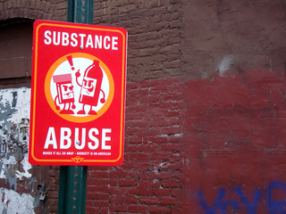 SUBSTANCE ABUSE - Makes It All Go Away