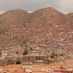 Birdseye View of Cusco, Peru