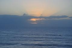 Dawn on Ballito Beach