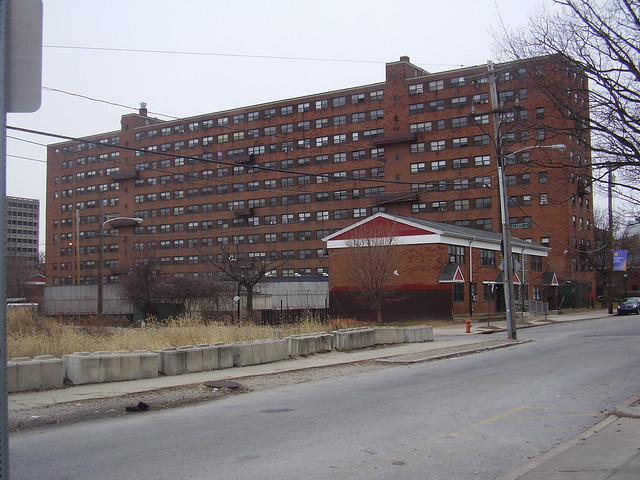 richard allen projects Poplar, philadelphia leading the city to raze them in the late 1930s to build the richard allen a modernist public housing project comprising.