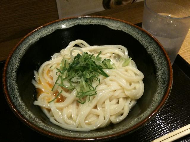 宮武讃岐製麺所の釜玉
