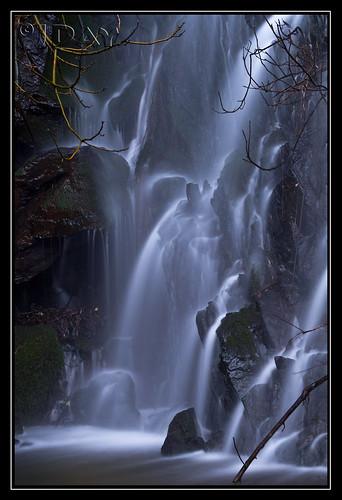 ca usa water rock moss auburn falls trail february 2010 americanriver sierranevadafoothills auburnsra blackholeofcalcuttafalls